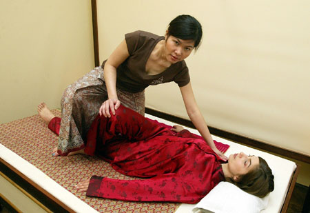 chaiyo thai massage centre in wroclaw